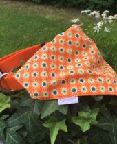 Collier Woodstock Orange